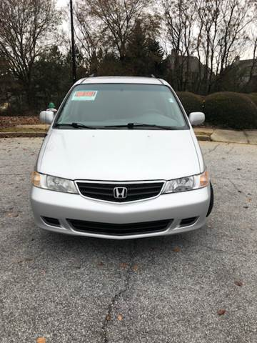 2002 Honda Odyssey For Sale At Ku0026S MOTORS In Loganville GA