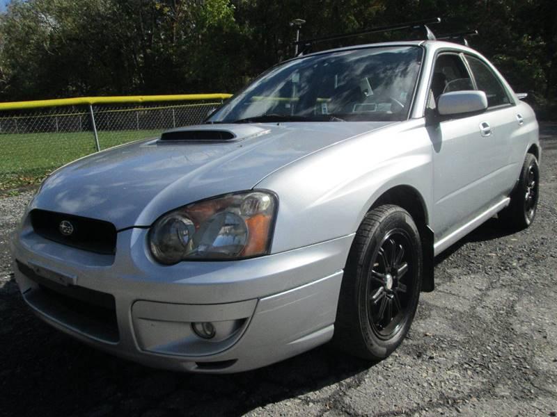 2004 Subaru Impreza 2.5 RS In Peekskill NY - Peekskill Auto Sales Inc