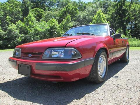 1989 Ford Mustang for sale in Peekskill, NY