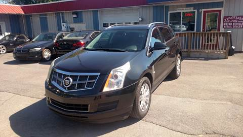 2011 Cadillac SRX for sale at Cars R Us in Binghamton NY