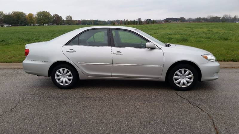 Delightful 2005 Toyota Camry LE