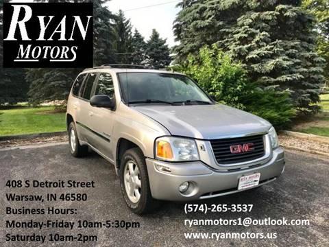 2006 GMC Envoy for sale at Ryan Motors LLC in Warsaw IN