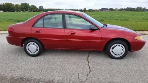 1997 Ford Escort for sale at Ryan Motors LLC in Warsaw IN