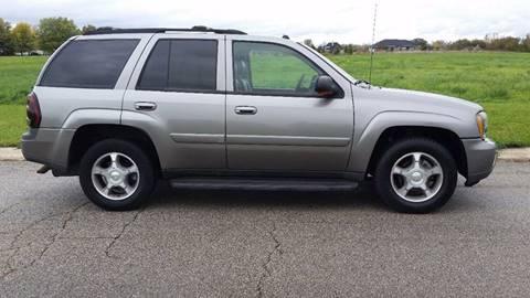 2005 Chevrolet TrailBlazer for sale at Ryan Motors LLC in Warsaw IN