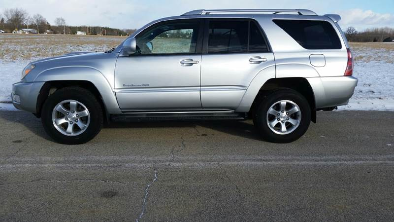 2004 Toyota 4Runner For Sale At Ryan Motors LLC In Warsaw IN