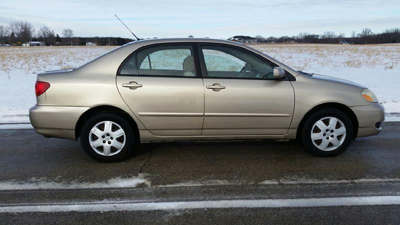 Great 2005 Toyota Corolla LE