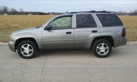2007 Chevrolet TrailBlazer for sale at Ryan Motors LLC in Warsaw IN
