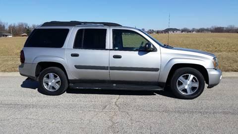 2005 Chevrolet TrailBlazer EXT for sale at Ryan Motors LLC in Warsaw IN