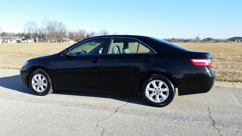 2008 Toyota Camry For Sale At Ryan Motors LLC In Warsaw IN