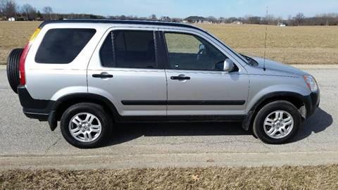 2004 Honda CR-V for sale at Ryan Motors LLC in Warsaw IN