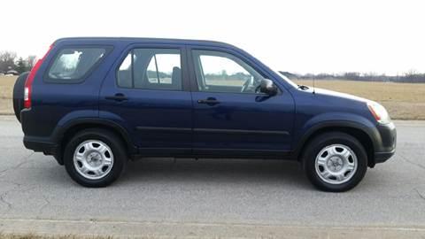2005 Honda CR-V for sale at Ryan Motors LLC in Warsaw IN