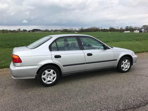 1999 Honda Civic for sale at Ryan Motors LLC in Warsaw IN