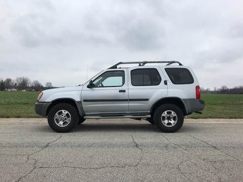 2000 Nissan Xterra for sale at Ryan Motors LLC in Warsaw IN