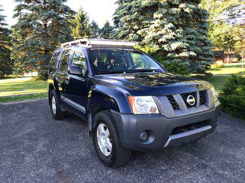 2006 Nissan Xterra for sale at Ryan Motors LLC in Warsaw IN