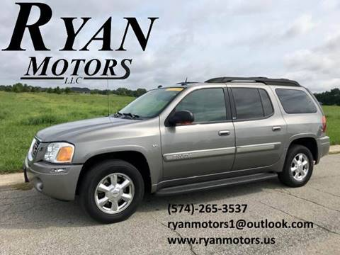 2005 GMC Envoy XL for sale at Ryan Motors LLC in Warsaw IN