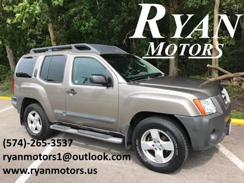 2005 Nissan Xterra for sale at Ryan Motors LLC in Warsaw IN