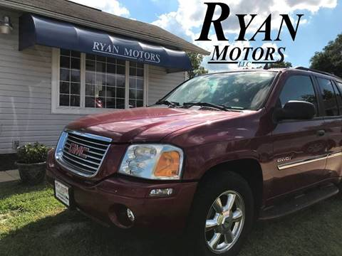 2006 GMC Envoy for sale at Ryan Motors LLC in Warsaw IN