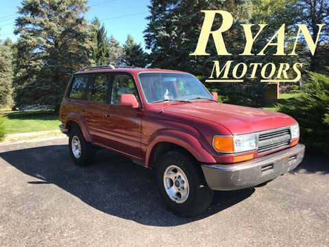 1993 Toyota Land Cruiser For Sale In Warsaw, IN