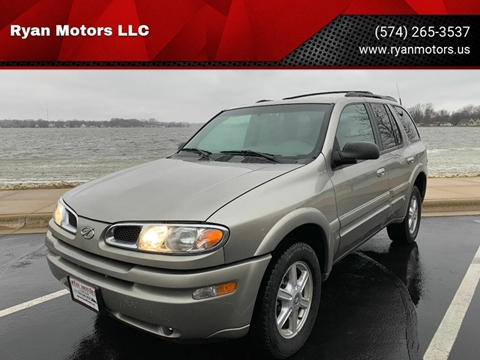 Used 2002 Oldsmobile Bravada For Sale In Indiana Carsforsalecom