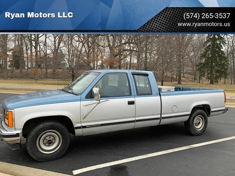 1988 GMC Sierra 2500 for sale in Warsaw, IN