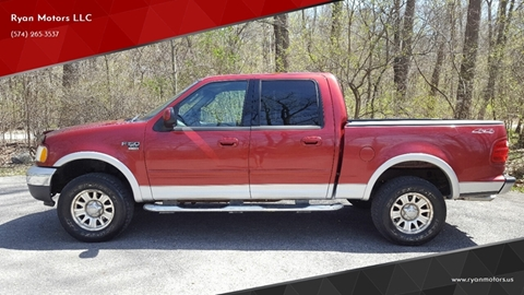 2003 Ford F-150 for sale in Warsaw, IN