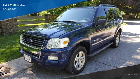 2007 Ford Explorer for sale in Warsaw, IN