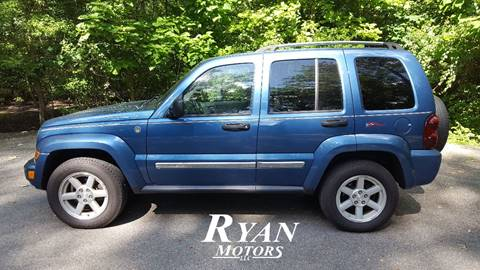 2006 Jeep Liberty for sale in Warsaw, IN