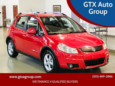 2009 Suzuki SX4 Crossover for sale in West Chester, OH