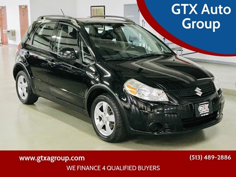 2012 Suzuki SX4 Crossover for sale in West Chester, OH