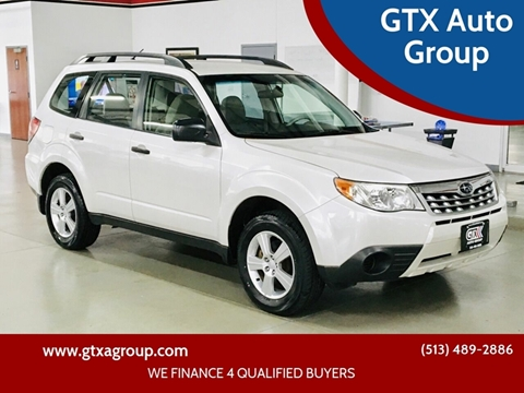 Subaru Forester For Sale In West Chester Oh Gtx Auto Group