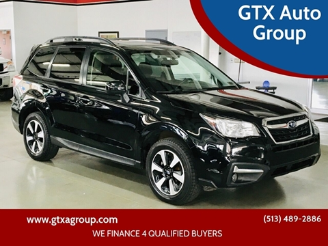 2017 Subaru Forester for sale in West Chester, OH