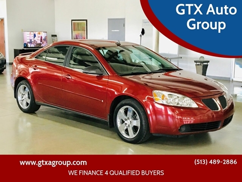 2009 Pontiac G6 for sale in West Chester, OH
