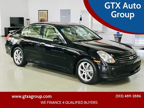 Infiniti For Sale In West Chester Oh Gtx Auto Group