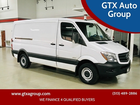 2015 Mercedes-Benz Sprinter Cargo for sale in West Chester, OH