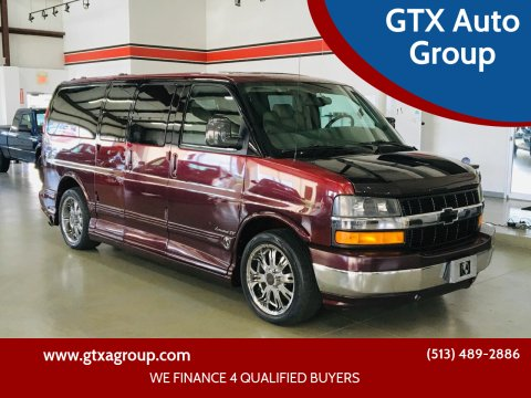 2006 Chevrolet Express Cargo for sale at GTX Auto Group in West Chester OH