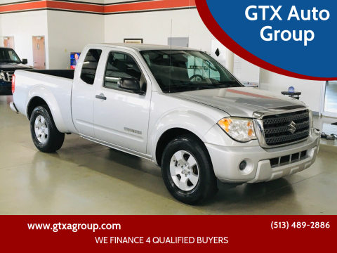 2010 Suzuki Equator for sale at GTX Auto Group in West Chester OH