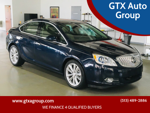 2016 Buick Verano for sale at GTX Auto Group in West Chester OH