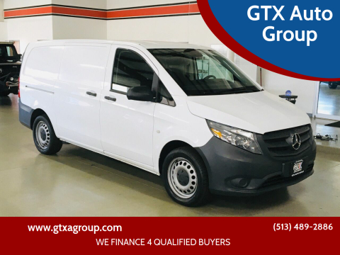 2016 Mercedes-Benz Metris for sale at GTX Auto Group in West Chester OH