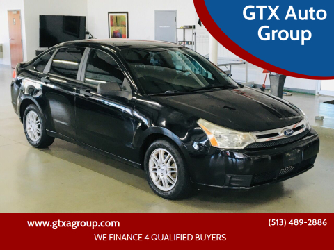 2011 Ford Focus for sale at GTX Auto Group in West Chester OH