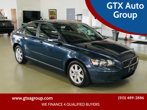 2007 Volvo S40 for sale at GTX Auto Group in West Chester OH