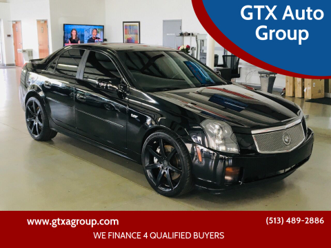 2006 Cadillac CTS-V for sale at GTX Auto Group in West Chester OH