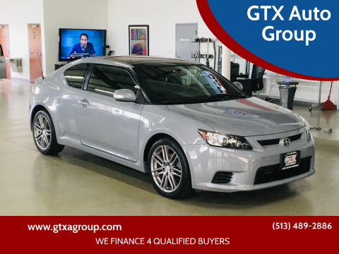 2013 Scion tC for sale at GTX Auto Group in West Chester OH