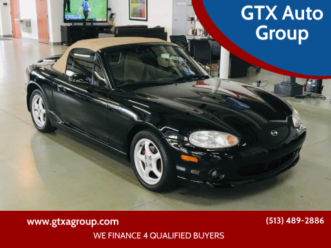 1999 Mazda MX-5 Miata for sale at GTX Auto Group in West Chester OH