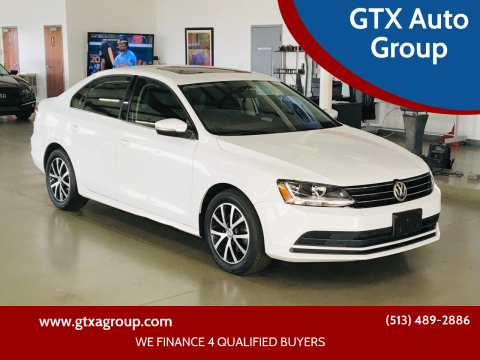 2017 Volkswagen Jetta for sale at GTX Auto Group in West Chester OH