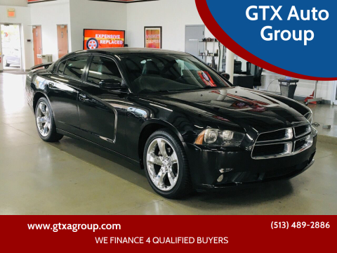 2011 Dodge Charger for sale at GTX Auto Group in West Chester OH