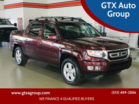 2010 Honda Ridgeline for sale at GTX Auto Group in West Chester OH