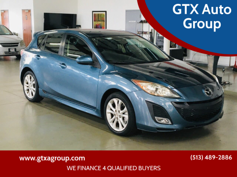 2011 Mazda MAZDA3 for sale at GTX Auto Group in West Chester OH