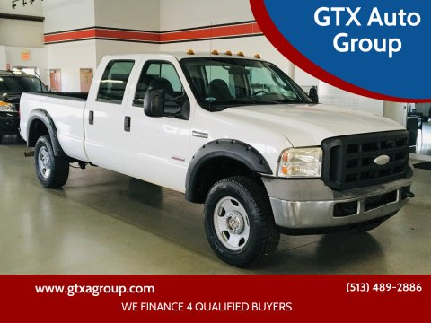 2005 Ford F-350 Super Duty for sale at GTX Auto Group in West Chester OH