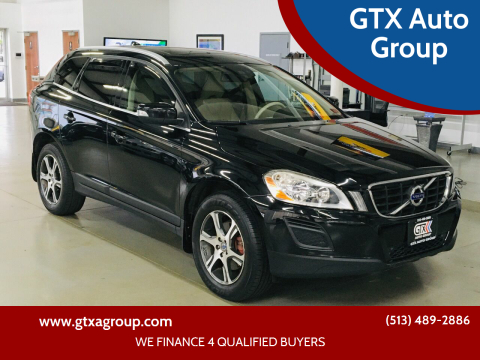 2012 Volvo XC60 for sale at GTX Auto Group in West Chester OH
