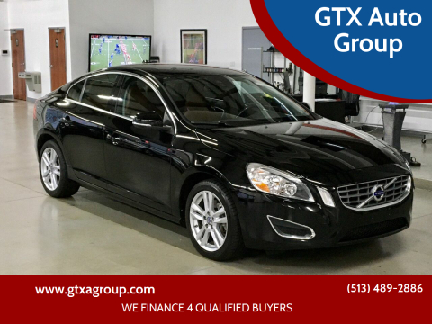 2013 Volvo S60 for sale at GTX Auto Group in West Chester OH